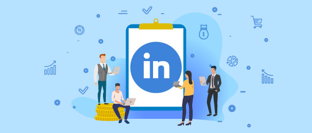 linkedin for high ticket digital business